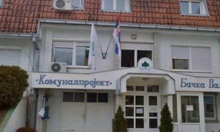 Испирање водоводне мреже у Товаришеву