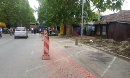 Од 5. јуна биће затворен део главне улице