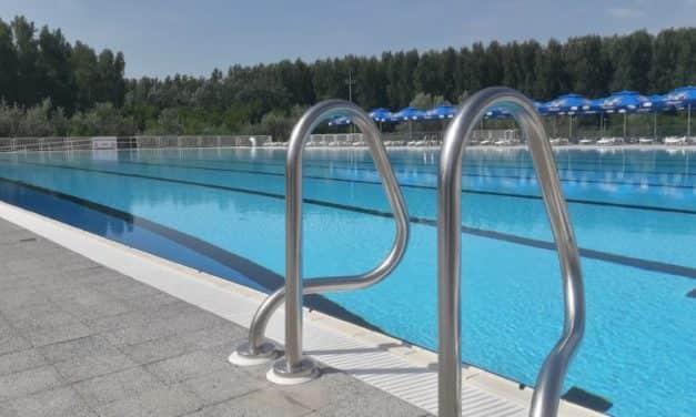 Почиње сезона купања на базену
