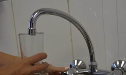 Радови на чворишту водовода