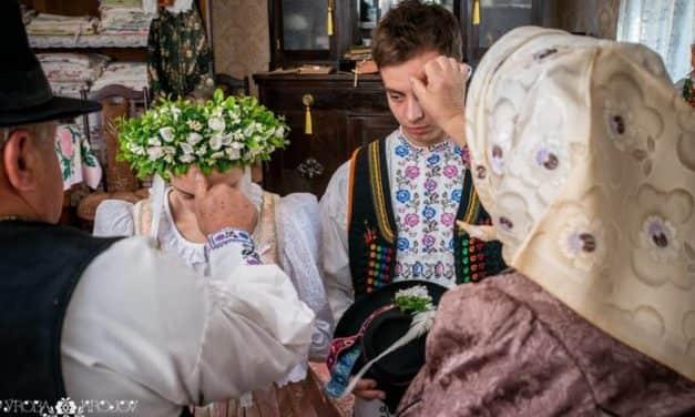 Традиционална свадбена свечаност