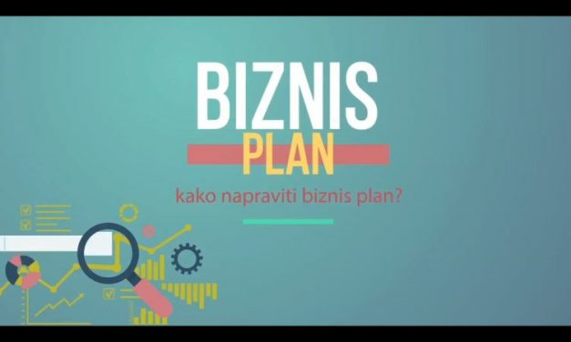Писање бизнис плана