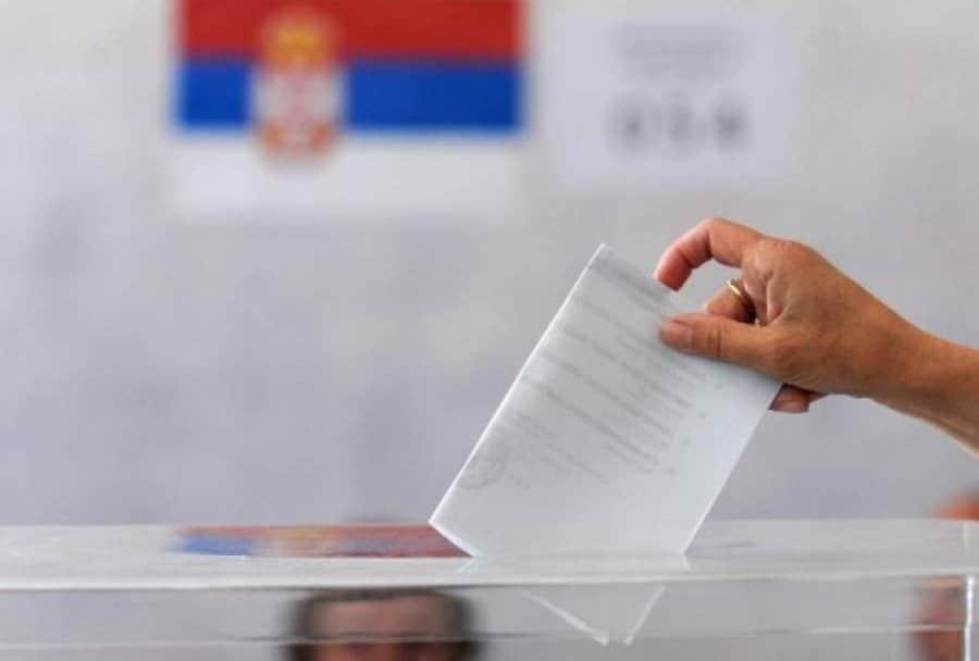 Лажни сајт за гласање из иностранства