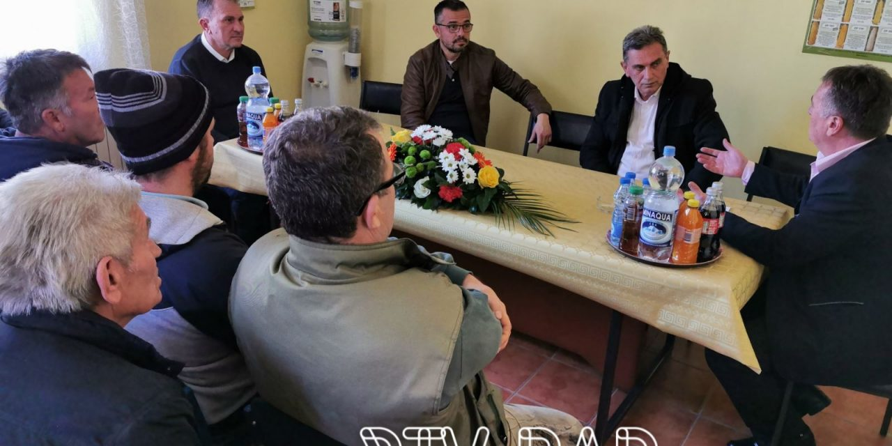 Министар Недимовић посетио пољопривреднике у општини Бач