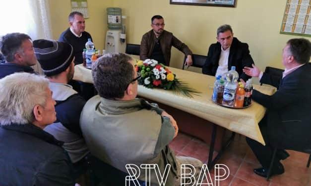 Ministar Nedimović posetio poljoprivrednike u opštini Bač