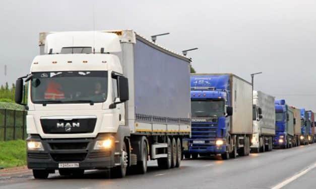Obaveštenje za vozače u međunarodnom transportu