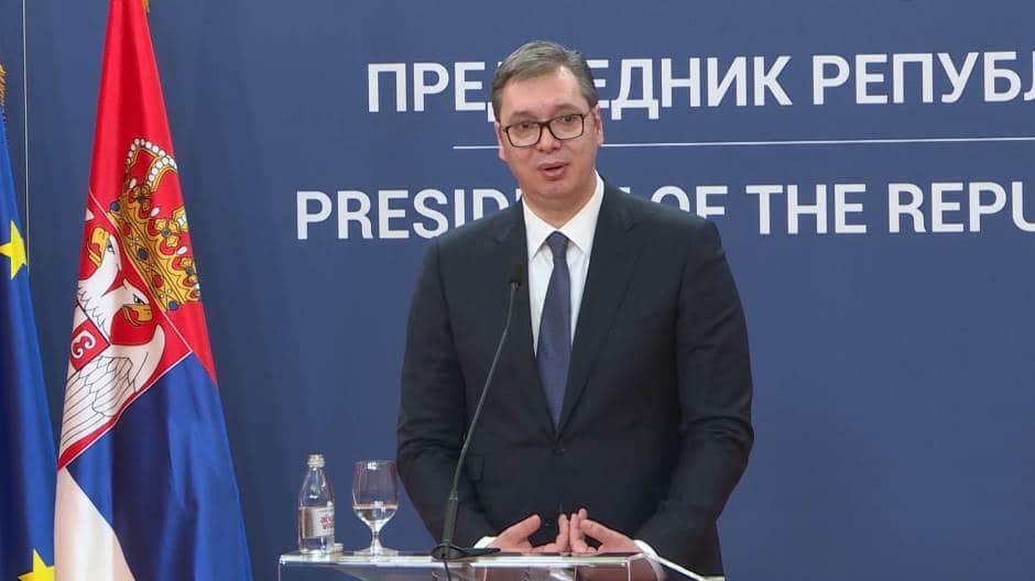 Председник Вучић расписао парламентарне изборе