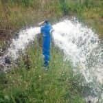 Испирање водоводне мреже у Деспотову