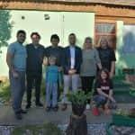 Додељен грађевински материјал за 4 избегличке породице наше општине