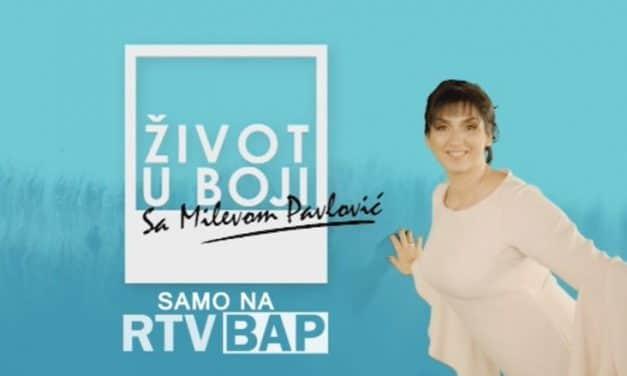 Живот у боји са Милевом Павловић
