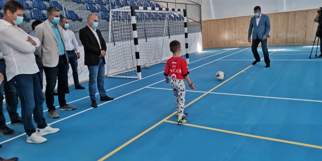 Спортска хала у Деспотову добила употребну дозволу