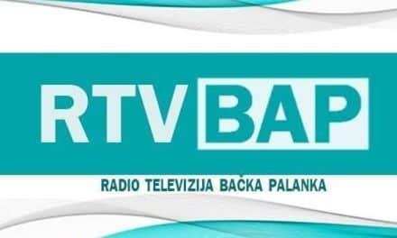 Саопштење Радио и телевизије Бачка Паланка