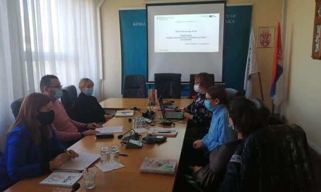 Рад на примени Локалног акционог плана за инклузију Рома
