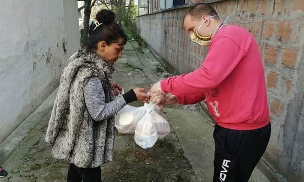 Волонтирање у ванредном стању