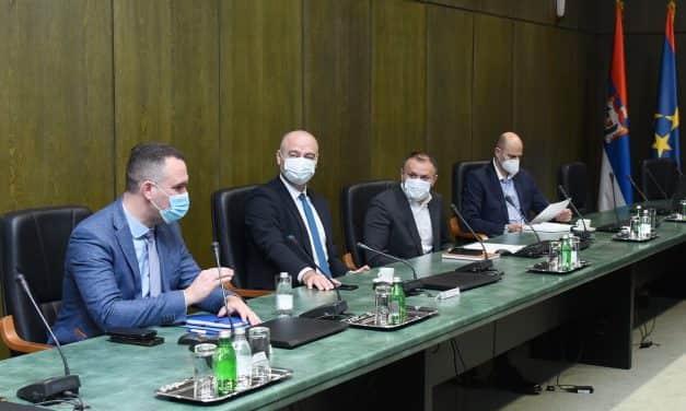 Одржана прва седница Савета за координацију у области економског развоја