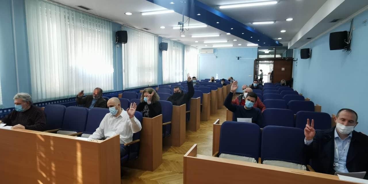 Са седнице Општинског већа